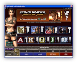 32Red Tomb Raider Slot