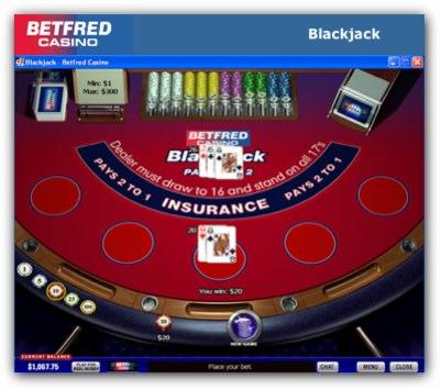 BetFred Casino Casino Website