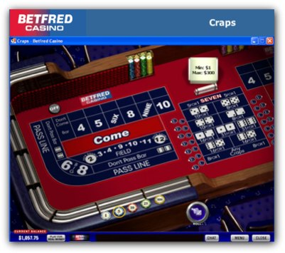 BetFred Casino Casino Roulette