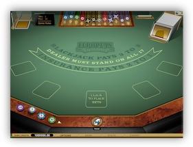 Casino Classic Casino Blackjack