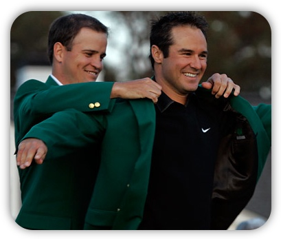 Trevor Immelman Wins at Augusta Masters