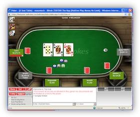 Ladbrokes Poker 2D