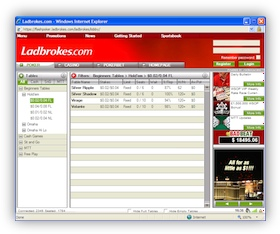 Ladbrokes Poker Home