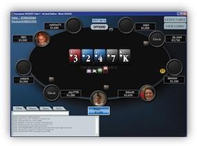 Full Tilt Poker Vegas Table