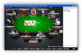 VC Poker Table